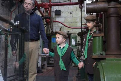 Family experiences at the old waterworks in Cork city
